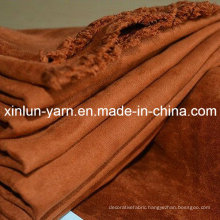 China Manufacturer Upholstery Suede Fabric for Sofa