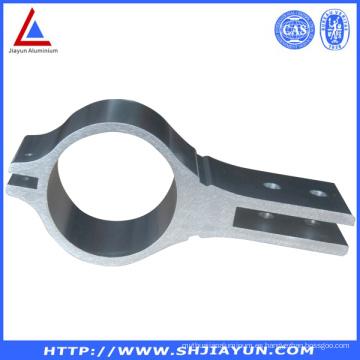 Adaptador de tubo de aluminio personalizable de perfil Ai