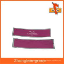 Überlegene Qualität Folienbeutel Heißsiegelbeutel Gesichtsmaskebeutel / flüssiges Verpackungsbeutel
