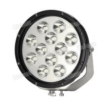 """12V-24V 9 """"lámpara auto del CREE LED 12X10W"""