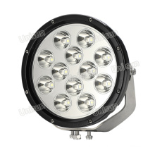 "12V-24V 9"" 12X10W CREE LED Auto Lamp"