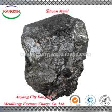 Pó de exportação / tipo de granulado Deoxidiser Silício Metálico