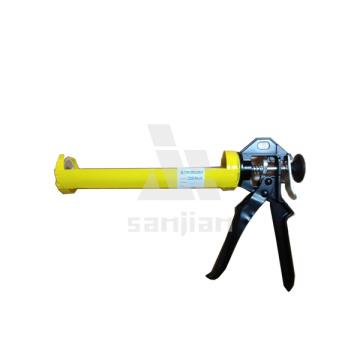 """Новейший тип 9 """"Скелетный пистолет для копчения, силиконовый пистолет, пистолет-силиконовый пистолет, силиконовый герметик (SJIE3012A)"""