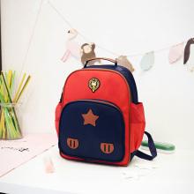 école sac à dos enfants bébé fermetures à glissière étoiles imprime des sacs pour les enfants PU