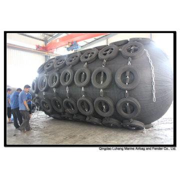 Диаметр 3300 мм x длина 6500 мм пневматические Fender