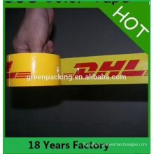 2016 Hot Sales Printed BOPP Custom Logo Printed Packing Tape