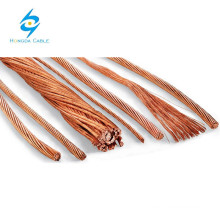 HOT SALE #2 AWG Bare Copper Wire Price for Transformer