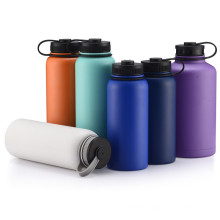 Pretty Insulated Stainless Steel Coffee Mug