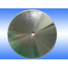 lâmina de serra de diamante de corte acrílico