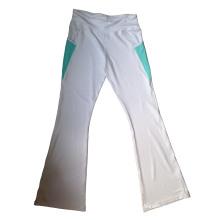 L'usure de yoga des femmes portent des vêtements de sport longs pantalons Us Polo OEM fabricant