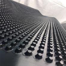 Пластиковая плита / дренажный лист HDPE для гидроизоляции