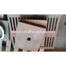 Fabriqué en Chine pièces de rechange en acier marteau broyeur marteau tête alibaba fournisseur d'or