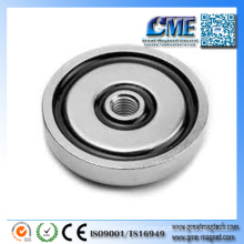 Standard Neodymium Magnet Sizes Pot Magnet Neodymium Cup Magnets