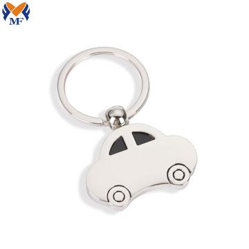 Porte-clés en métal personnalisé avec boîte-cadeau personnalisée