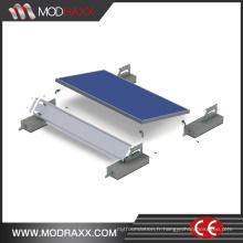 Kit de boulon de suspension pour système de montage PV (ZX034)