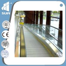 Geschwindigkeit 0.5m / S Moving Walk für Shopping Mall