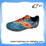 High quality soccer athletic shoes