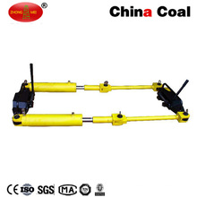 El mejor tensor ferroviario de las herramientas ferroviarias / tirador hidráulico / camilla del carril