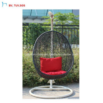 C-Hot- Selling Outdoor Rattan Modern Hanging Chair (CF1033H)