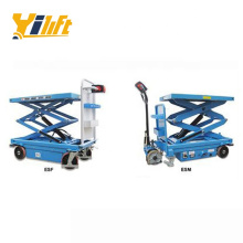 Self-propelled screw Lift Table
