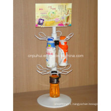 Bottled Drink Counter Spinner Fixture (PHY1018F)