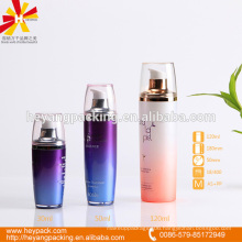 High-standard skin care acrylic lotion bottle