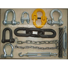 Shackle, Link Chain, Turnbuckle, Connecting Link, Wire Rope, Steel Chain, D Shackle, Bow Shackle