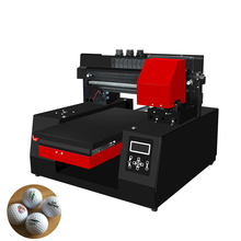 A3 flatbed uv golf ball printer