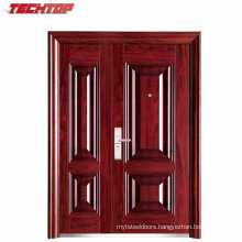 TPS-073sm Steel Front Door Main Door Security Entrance Door Design