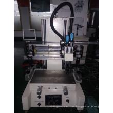 Mini-escritorio de la máquina de impresión de la pantalla de la cama del falt para los azulejos de cerámica / metal / vidrio / cerámica / plástico / madera / cuero y otros materiales
