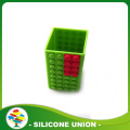 Gift Pencil Holder Silicone Gel Pen Container