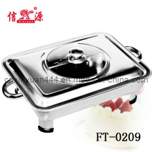 Stainless Steel Chafing Dish with Handle (FT-0209)