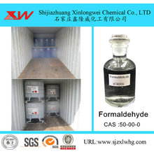Solution de formaldéhyde industiral 37%