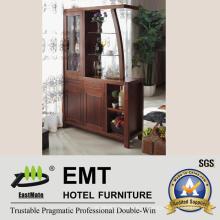 Cabinet & armoire à vin et bois de bois et MDF (JZ-C5002)