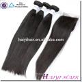 Большой Запас Оптовая Виргинские Remy Индийские Наращивание Волос