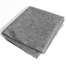 Nylon avec entoilage thermocollant non tissé en polyester