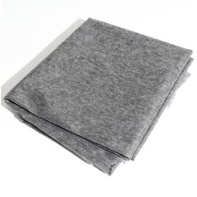 Nylon with polyester material nonwoven fusible interlinings