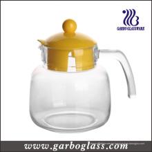 2013 Nueva jarra de cristal, jarra de cristal, pote del té (GB1125)
