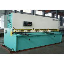 Manual corte máquina de corte / cizalla precio de la máquina