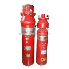 QS-Wasser-Tauchpumpe für die Brandbekämpfung