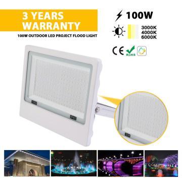 Venta directa de fábrica luces de inundación LED led al aire libre