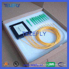 1X8 PLC Splitter Óptico