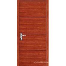 Hot Sale Porta de madeira sólida de alta qualidade com design de moda
