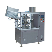 Automatic Plastic Tube Filling and Sealing Machine
