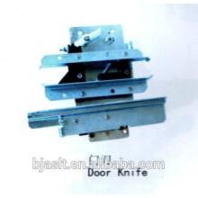 Faca de porta de aço elevador para peças de elevador