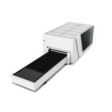 Price 6000W fiber metal laser cutting machine in india from jinan