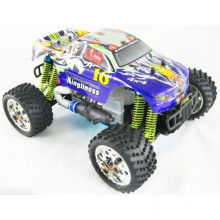 Escala 1/16 divertido e fácil Mini RC Nitro Toy Car