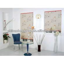 Cortinas motorizadas diy del estilo al por mayor de Corea cortinas tela del apagón