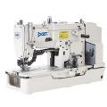 Bouton à grande vitesse de DT 781D attachant la machine à coudre industrielle de chaussure d'enroulement de fil de couture d'étiquette