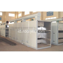 Mesin Pengolah Buah & Sayur DW Model Mesh Belt Dryer